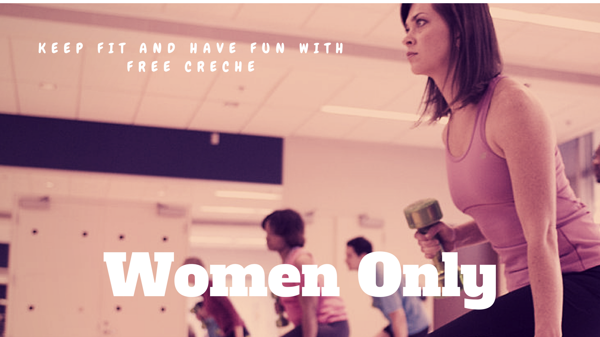 Women's Only Keep Fit